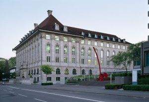 Sede de la SR en Zurich